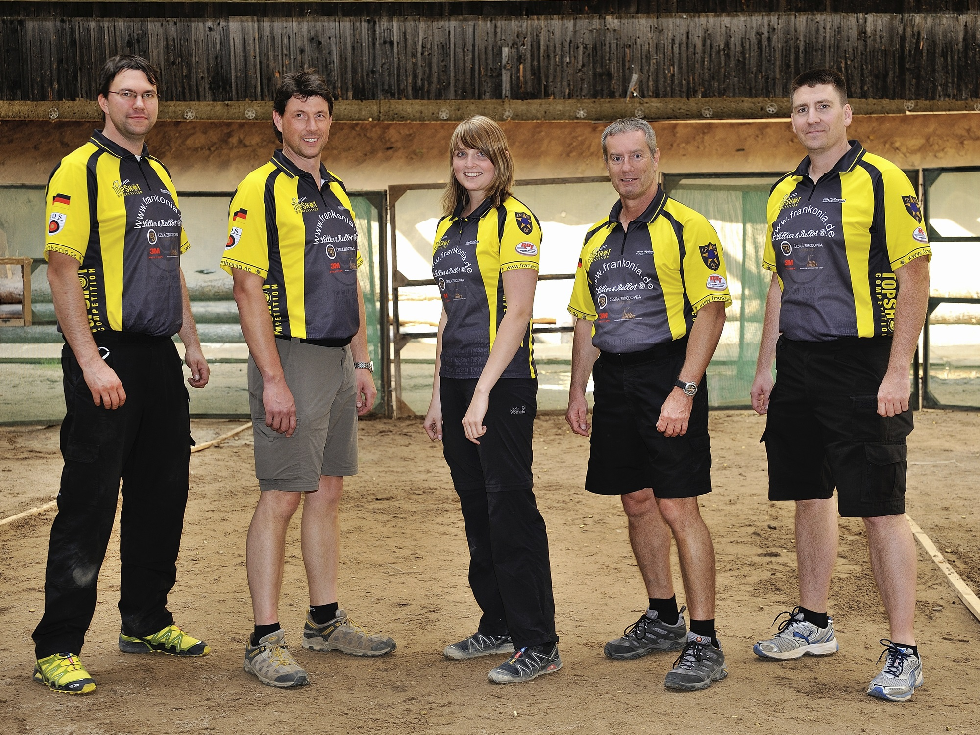 TopShot Frankonia IPSC Team