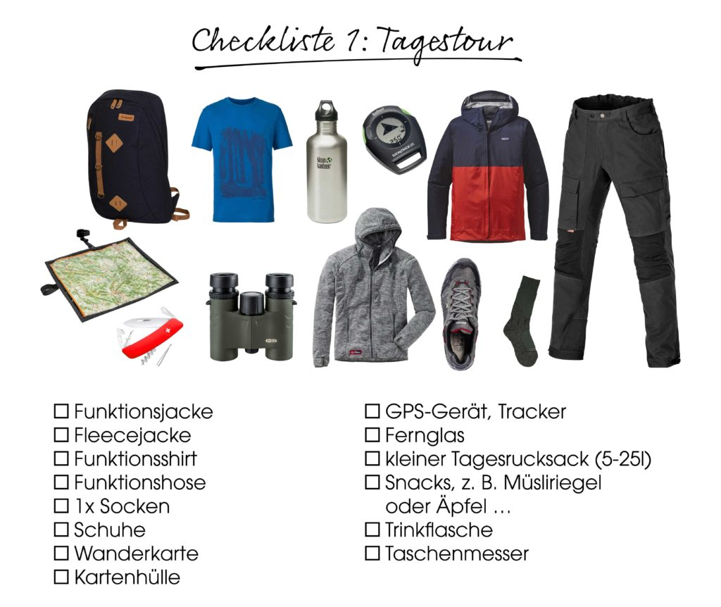 checkliste-wandern-tagestour
