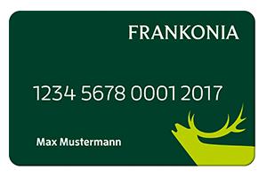 Frankonia Jungjäger Rabatt