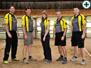 Deutscher Meister 2012: TopShot Competition Shooting Team holt Titel in IPSC Production und IPSC KK Standard