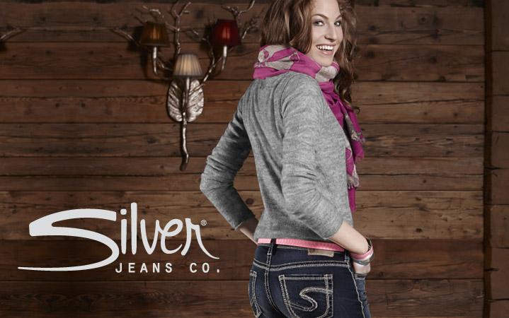 silver jeans mode f r damen online shop frankonia. Black Bedroom Furniture Sets. Home Design Ideas