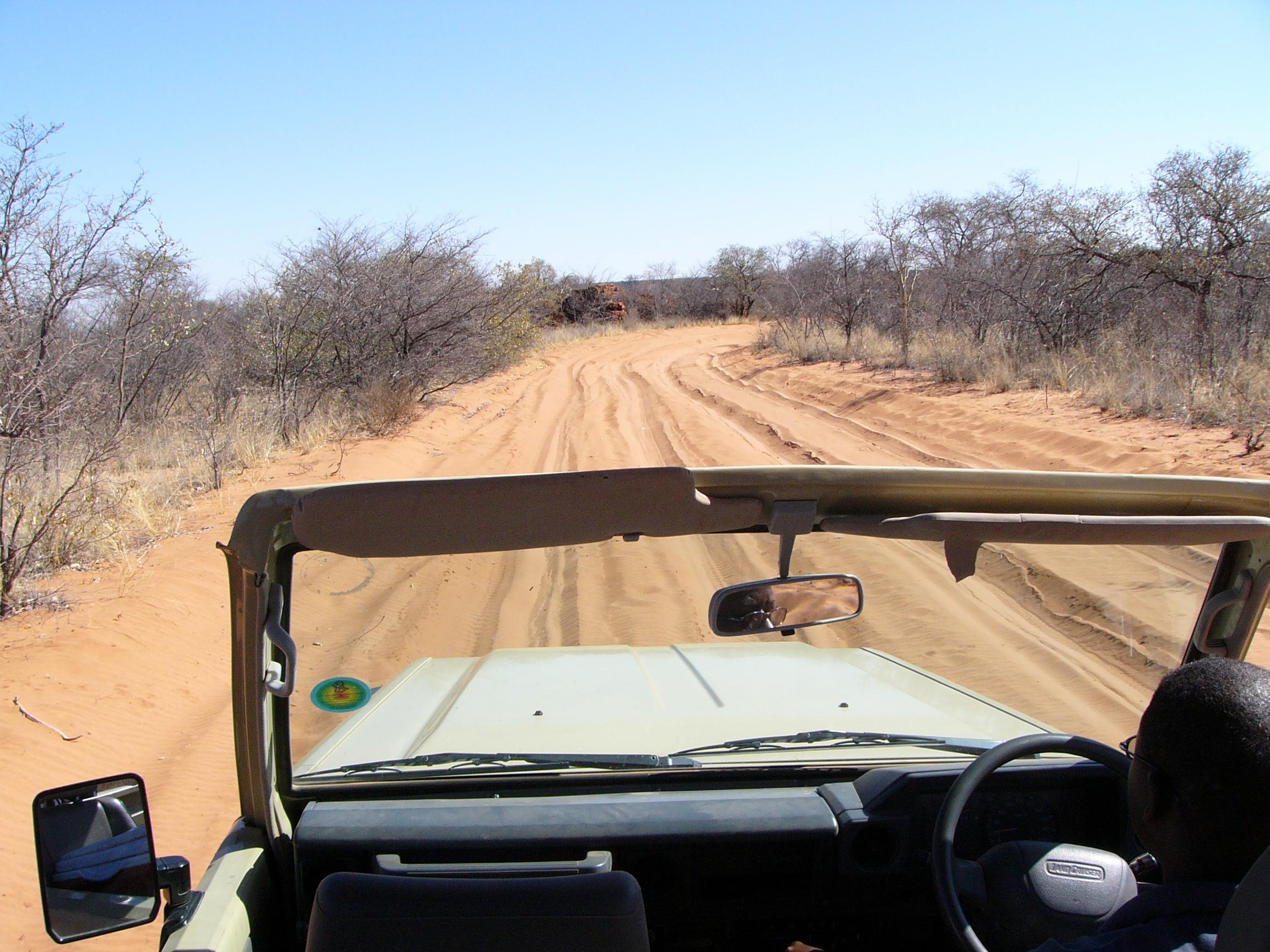 Waterberg Safari