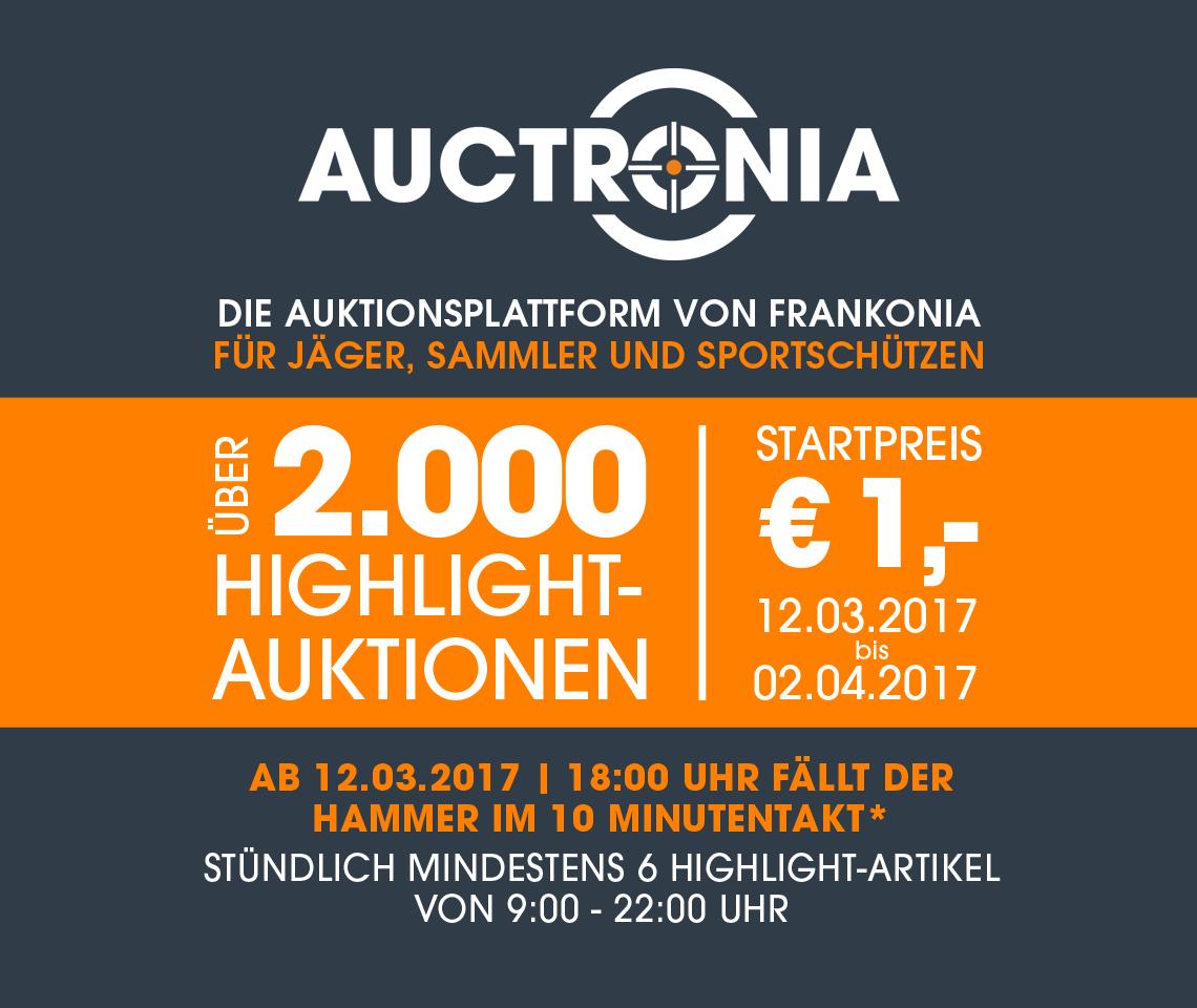 Auctronia Spektakel
