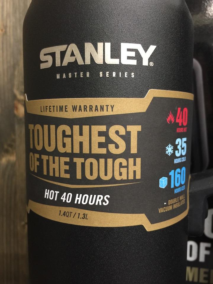 Stanley Master Vakuumflasche