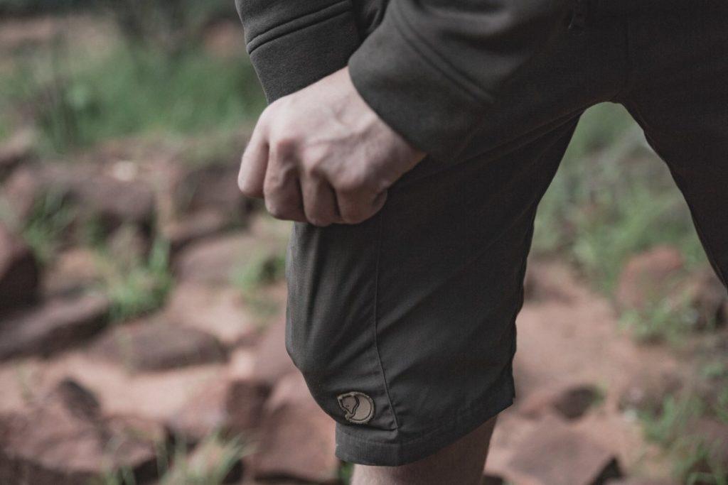 Outdoor Shorts Fjällräven Ruaha