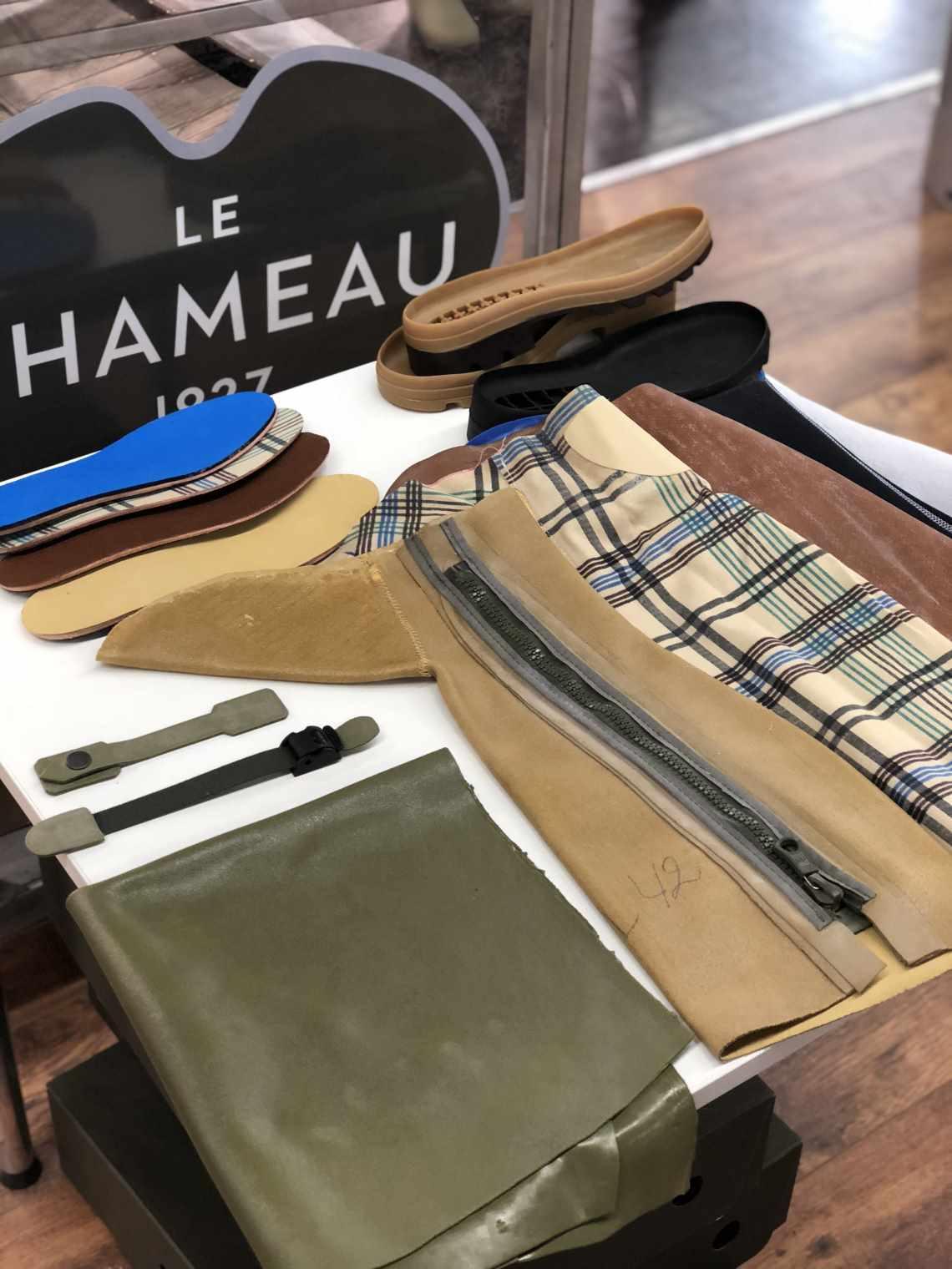 Le Chameau Gummstiefel