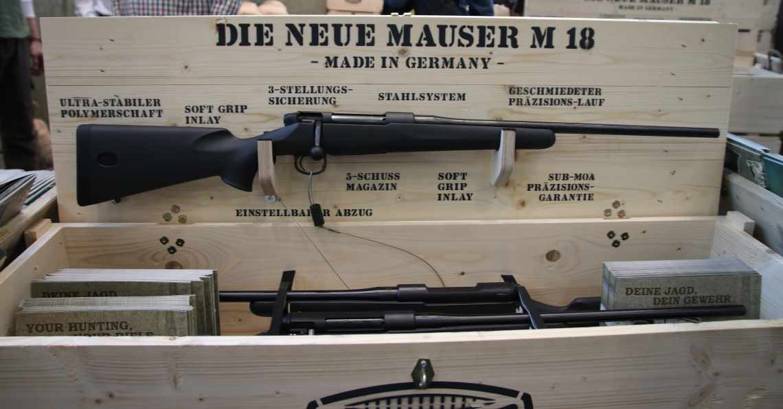 Mauser M18 Repetierbüchse