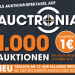 Auctronia Auktionsspektakel