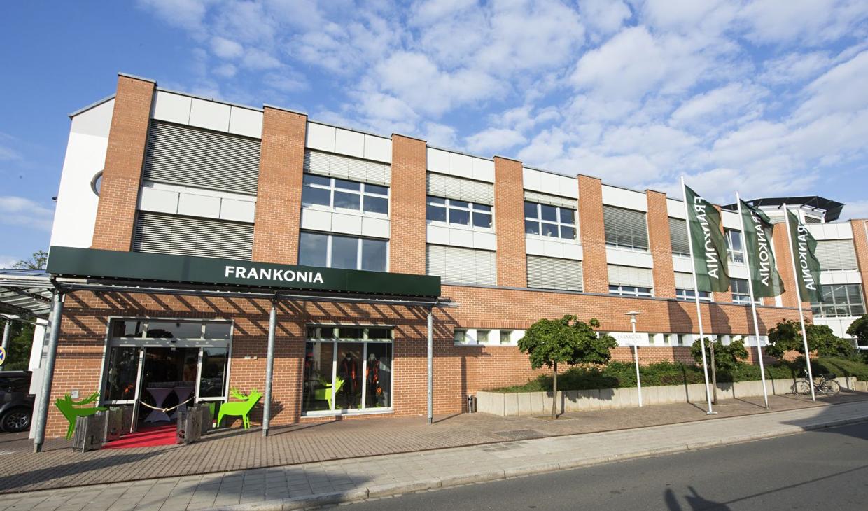 Entfernungsmesser Jagd Frankonia : Frankonia eröffnet erlebnisfiliale in boxdorf